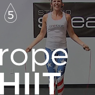 rope HIIT
