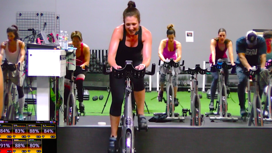 30 Minute Spin Core with Mimi