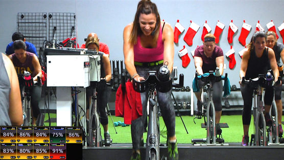 Killer 20 Minute Spin® Workout with Cat Kom