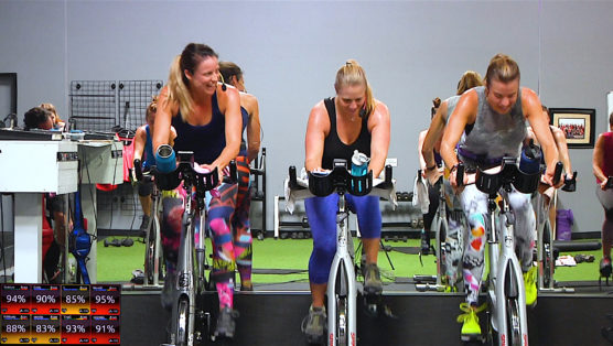 Spin® Sculpt - The Battle of the Blondes