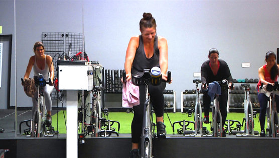 Spin® Yoga Class - Fat Frying & Flow