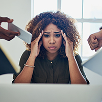 Stress-1 Anxiety and working out