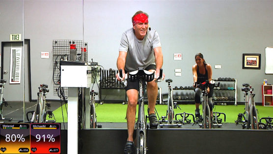 Spin® Core - The Counter Intuitive Workout best online spin classes