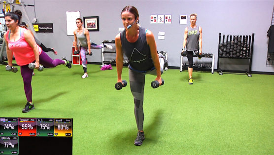 Carve it Up - Sexy Tone Legs body sculpting exercises with free weights