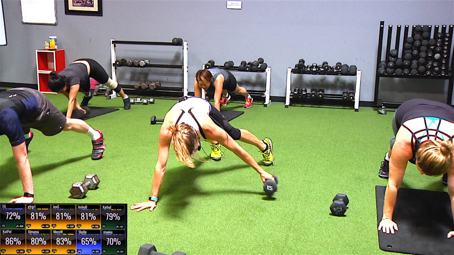 Carve it Up - ABC's - Abs, Back & Chest! body sculpting exercises with free weights