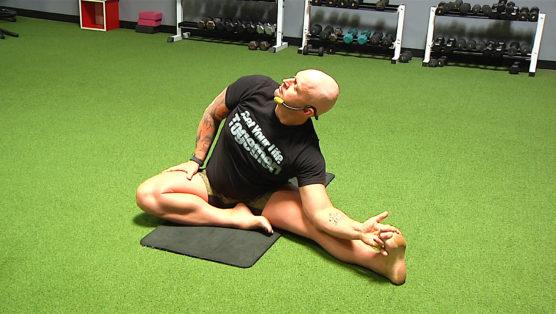 Magical Myofascial Yoga class