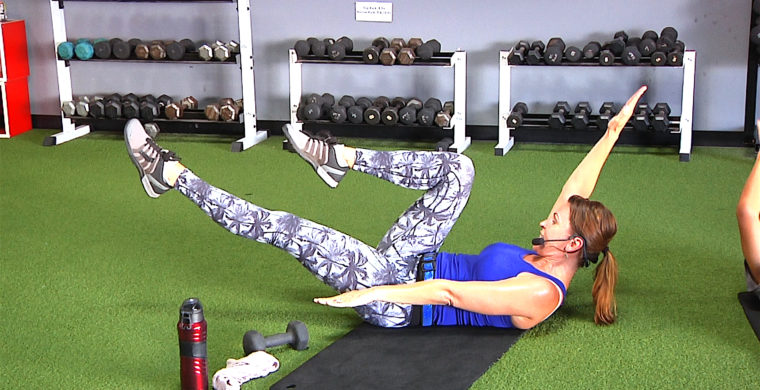 Carve it Up - Flat Abs. Strong Core building workout