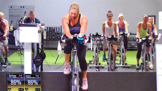 Spin® Core - Cycling Sprints 40 Minute Spin video