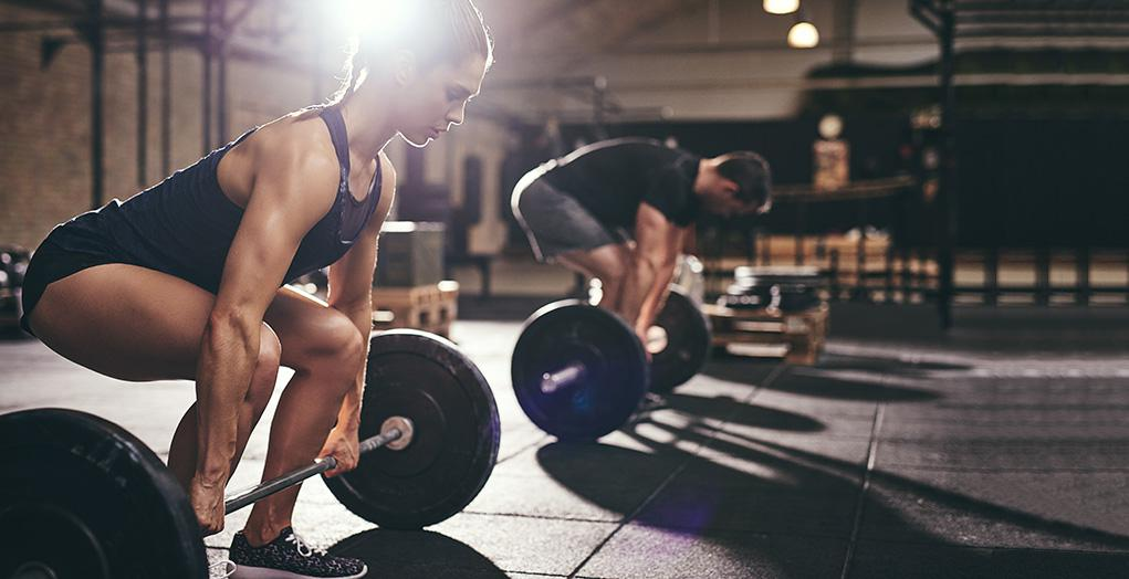how to do a deadlift