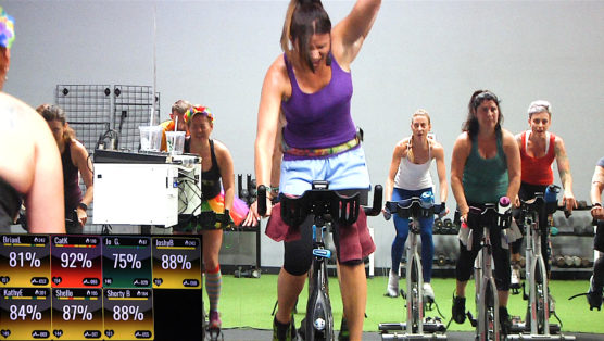 best online Spinning classes The Pride Ride
