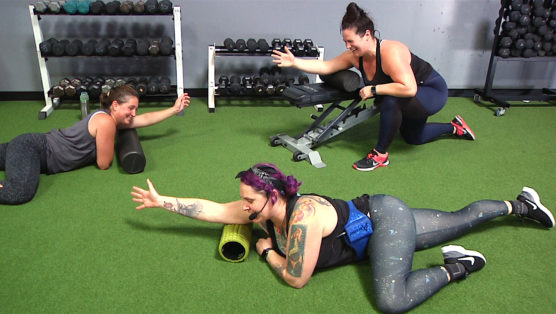 Best Foam Rolling Exercises for the Back, Shoulders, Arms, Neck, and Core