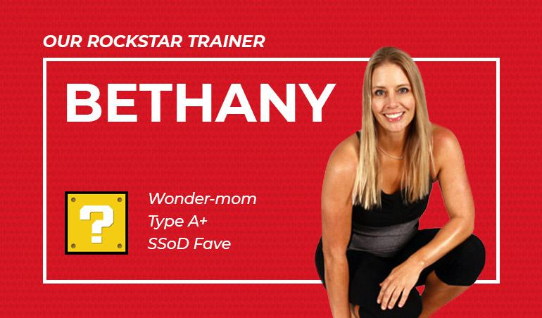 Bethany personal trainer