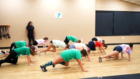 The End Game - An Athletic Training Workout for Teens online workout designed for teens