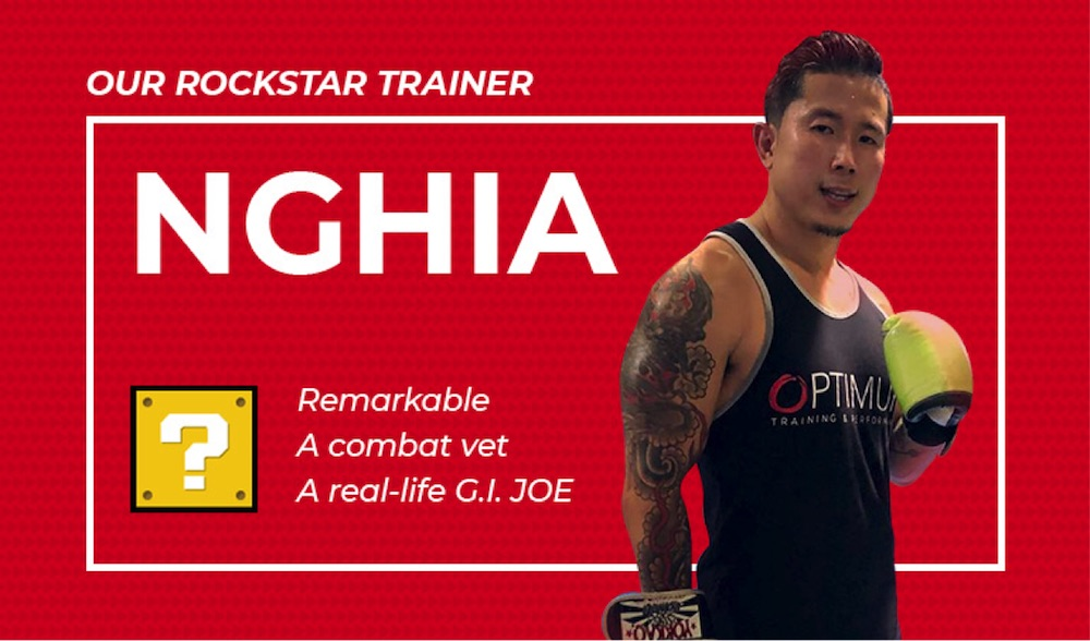 Day in the life of a personal trainer nghia