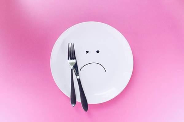 sad plate
