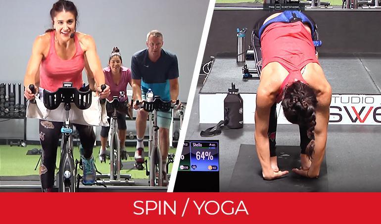 spin yoga