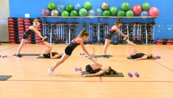 Partner Workout for Teens & Tweens