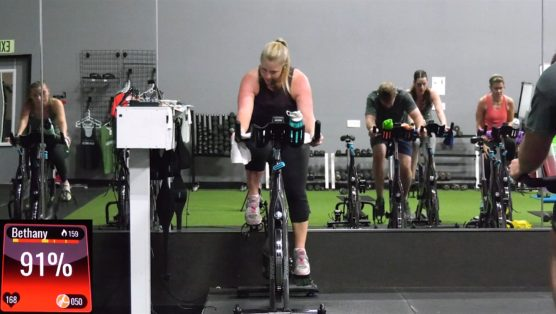 20-minute Spin workout Short Ride - Bethany's Favorite Things