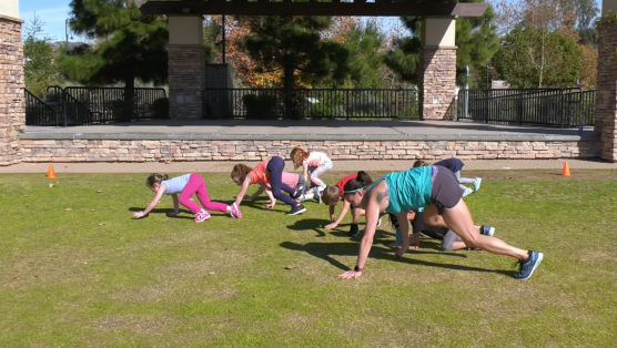 animal-themed kid's workout class Animal Inspired Exercises for Kids