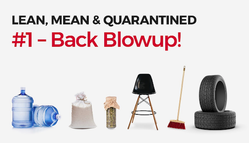 the lean mean quarantined back blowup best at home back workouts