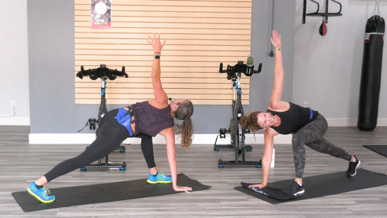 Cycle Yoga Fusion Cycling AND Yoga workout