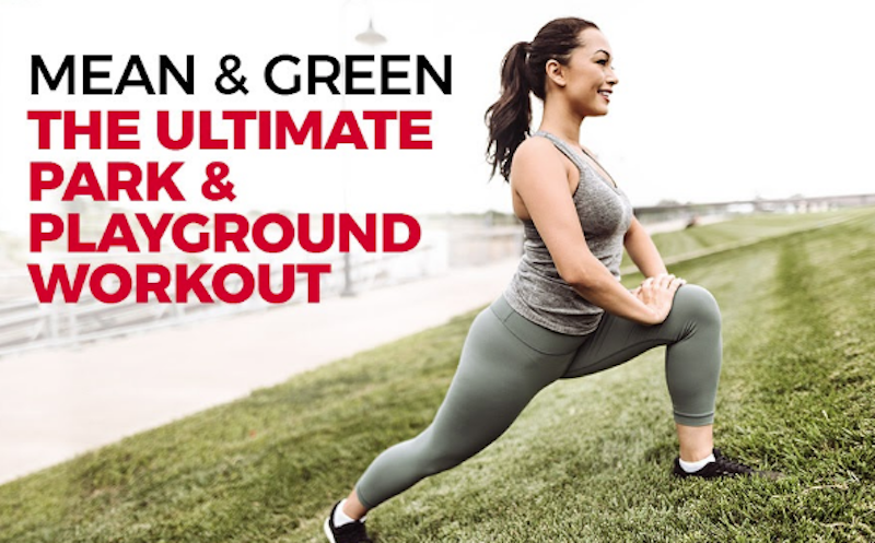 the ultimate park & playground workout
