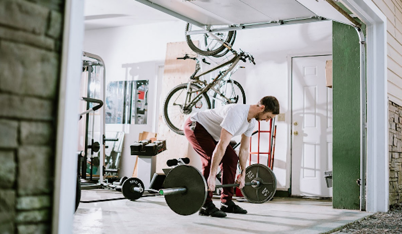 The Ultimate Garage Gym Building the Perfect Home Gym