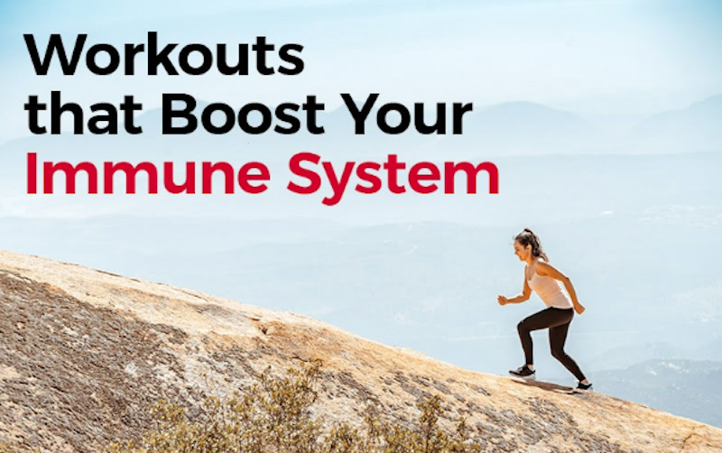 Workouts that Boost Your Immune System
