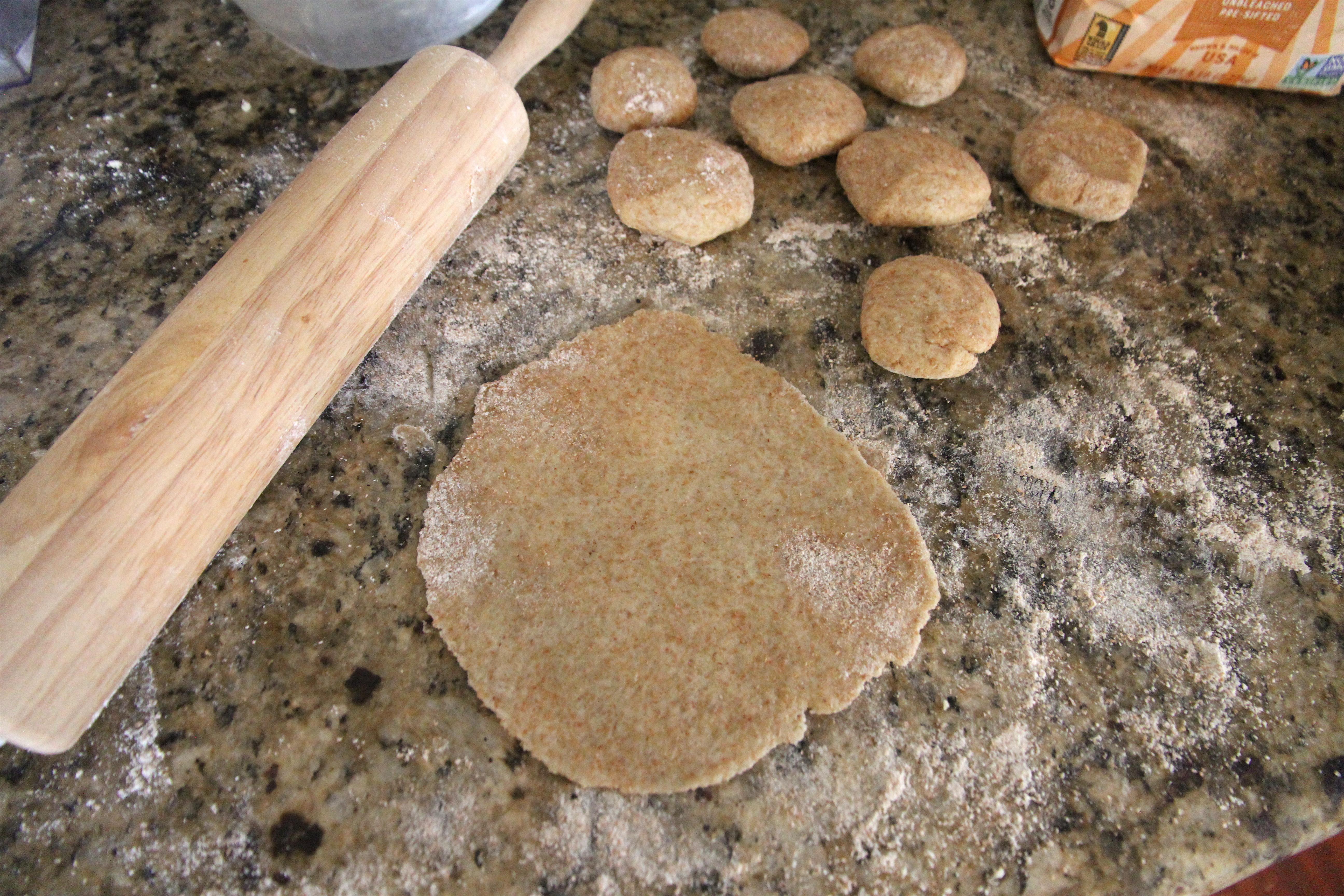 homemade tortillas 2
