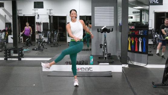 online pre-workout warmup routine 7 Min Dynamic Warmup