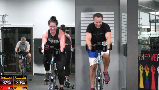 Drive to 5 Ride virtual Cycle & Sculpt lesson