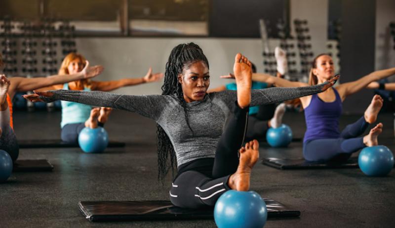 pilates workout online