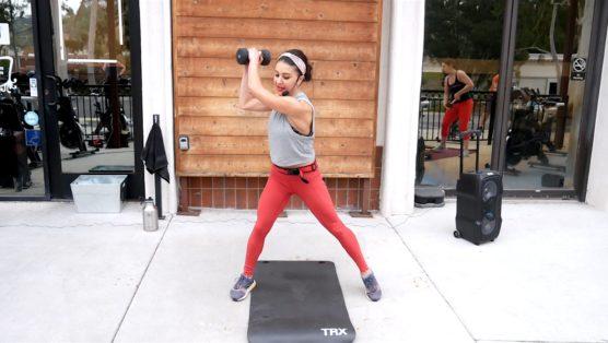 No Repeat 30-Min Cardio Sculpt online Full Body No-Repeat workout